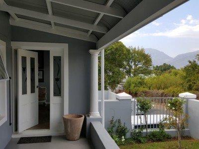 Five-bedroom house in Bosma Street Paarl.