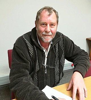 DWS Area Manager, bulk water, Erwin Weidemann