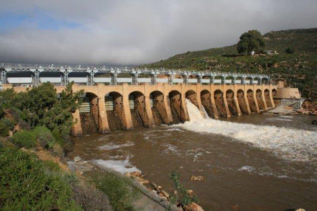 Dam,Bulshoek