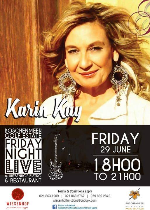 Karen Kay 29 June