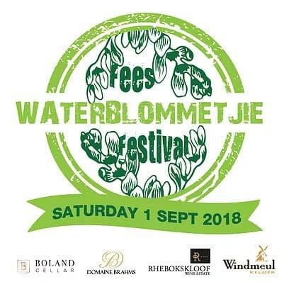 Waterblommetjie 2018