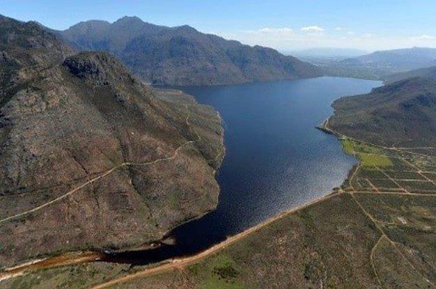 Dam, Berg River #3