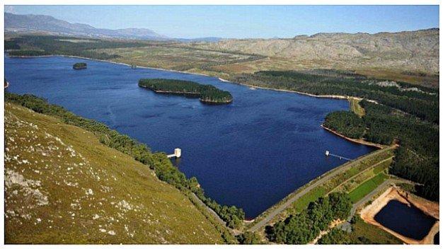Steenbras upper dam CoCT