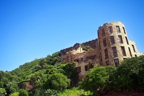 Noetzie Castles