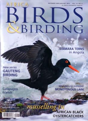 Click here to see the full size cover of Africa Birds and Birding