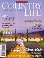 Country Life Magazine April 2010
