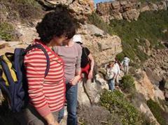 Robberg hike