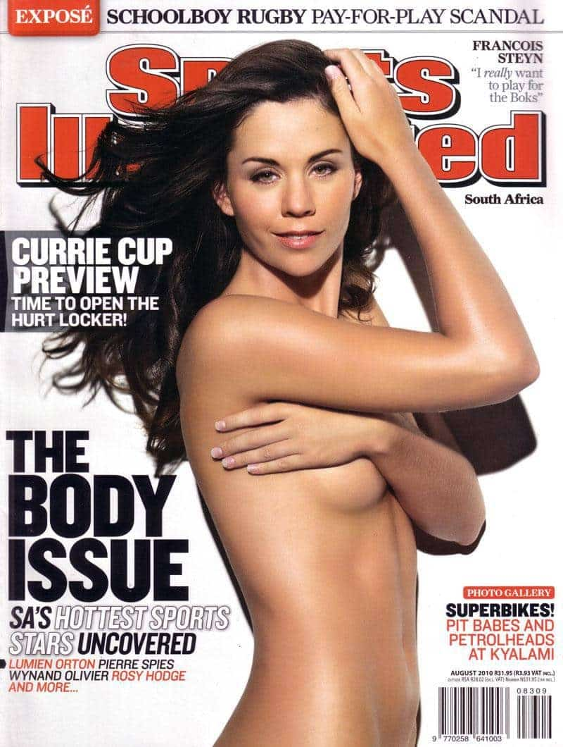 August 2010 Sports Illustrated )