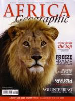 August 2010 Africa Geographic