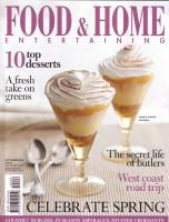 Food and home September 2010