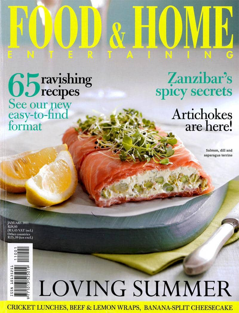 Food & Home January 2011