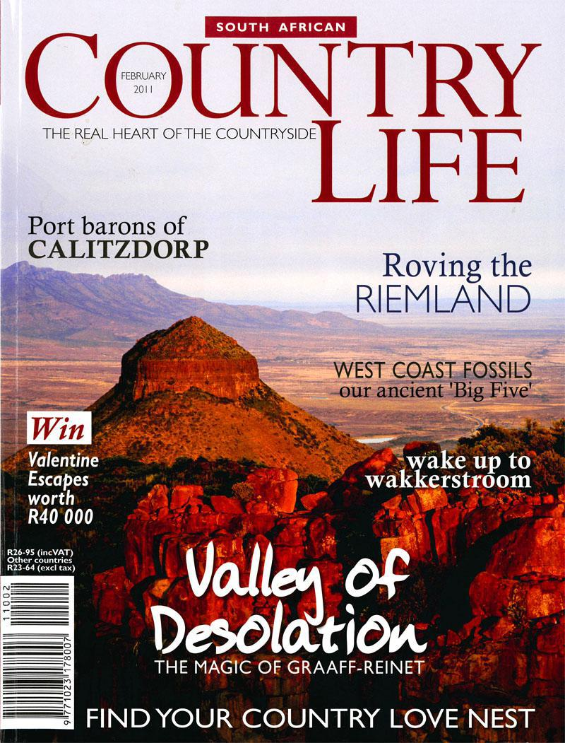 Country Life February 2011