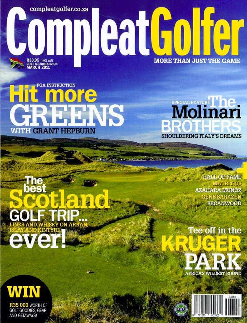 Compleat Golfer Tmb March 2011