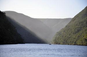 Keurbooms River Gorge