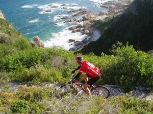 Mountain Biking near Plett