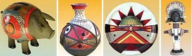 From designer shops to arts & crafts....