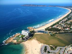 Robberg Beach