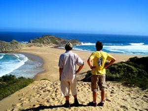 Plettenberg Bay - Robberg Hiking Trail - The Point
