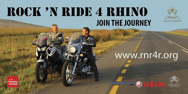 Rock 'n Ride 4 Rhino