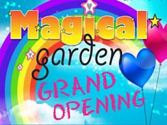 Sterreweg – Magical Garden Grand Opening