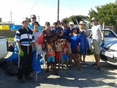 Plett Cleanup Campaign - Some of the Team
