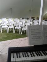 A Wedding Reception at which The Music Academy performed at