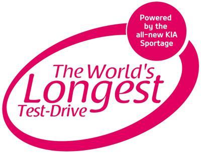 Longest Test Drive