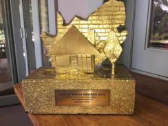 Bitou wins national housing award
