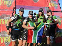 Plett Adventure Racing Team 10th in Expedition Africa 2017