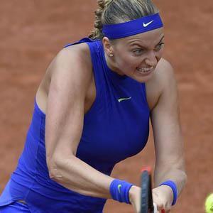 Kvitova wins 'twice' on return