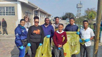 Kurland Clean Up 2017
