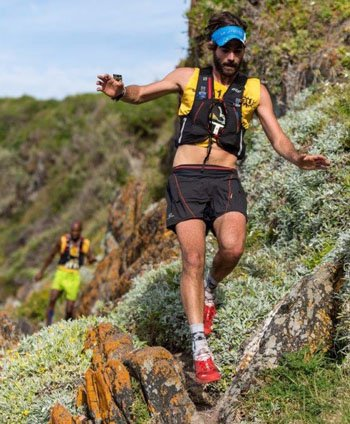 South African Trail Runner Kane Reilly