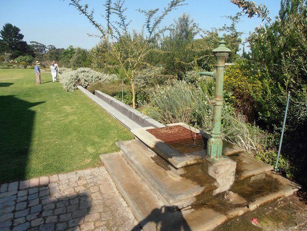 Brassey Garden