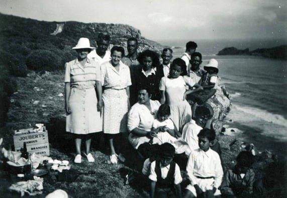 'The Coloured folk of Plett'