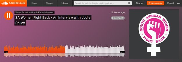 Interview Knysna FM