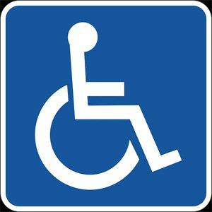 Diabled parking stickers