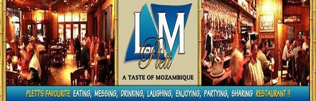 LM in Plett Restaurant