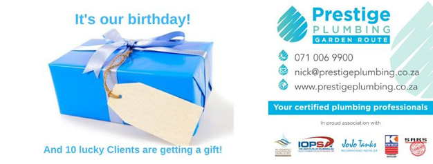 Birthday Gift Plettenberg Bay