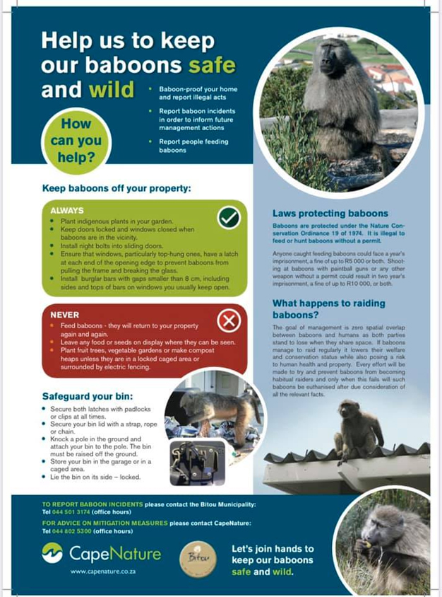 Cape Nature Legislation Western Cape