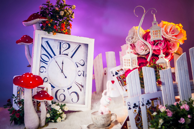 Zany Leap Day Mad Hatter's High Tea
