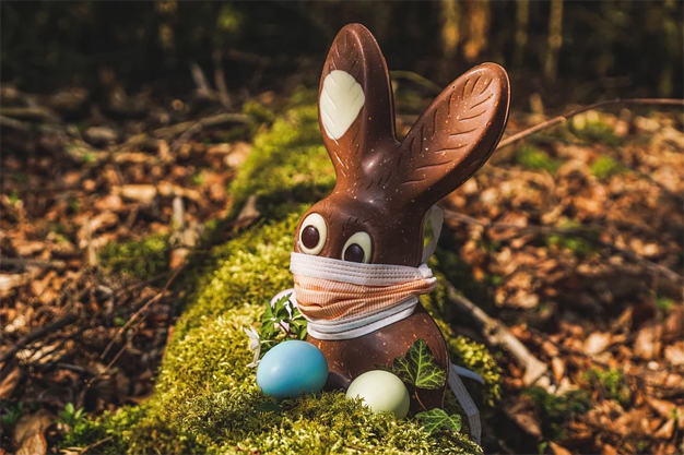 How the Virus Stole Easter