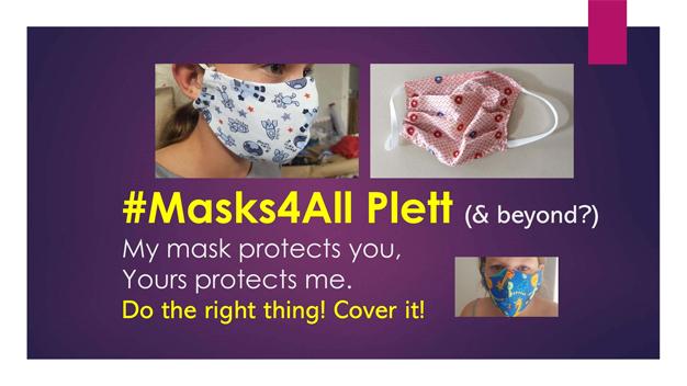 Masks4All Plett & Beyond