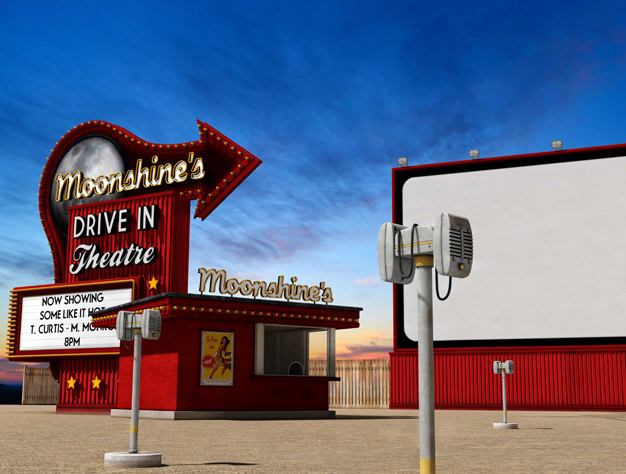 Drive-in Cinemas for the Garden Route