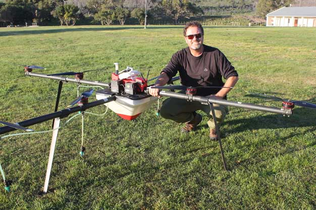Karoo farmers take to the sky