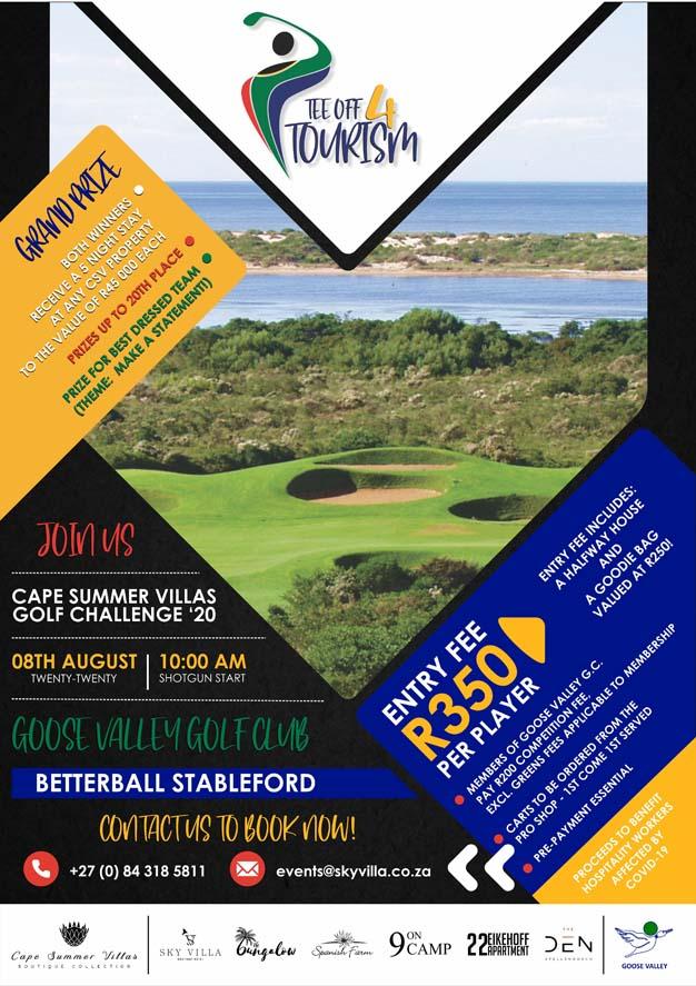 Plett Tourism Golf Challenge