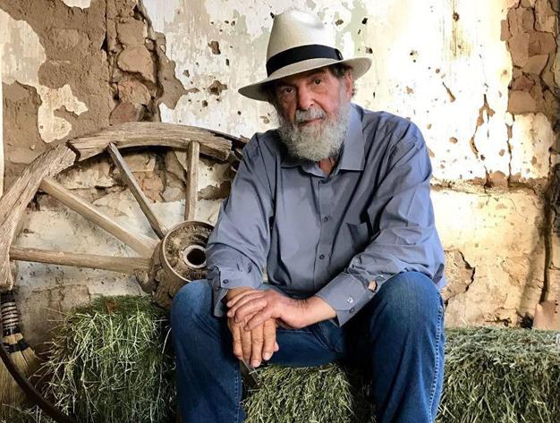 Legendary film director Koos Roets special appearance in Plett