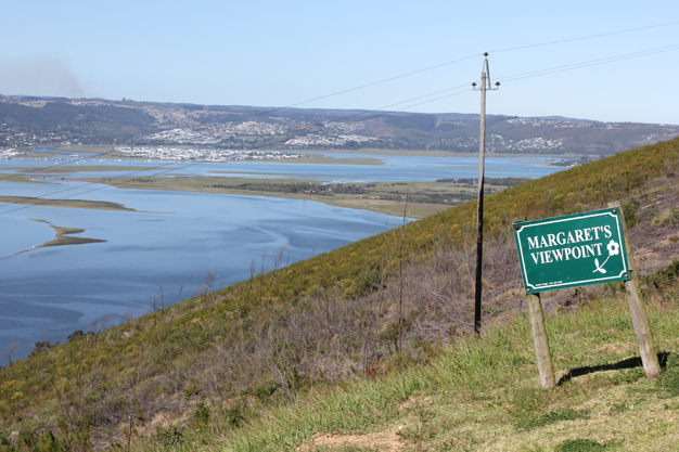 Knysna's natural beauty celebrated from Margaret's Viewpoint