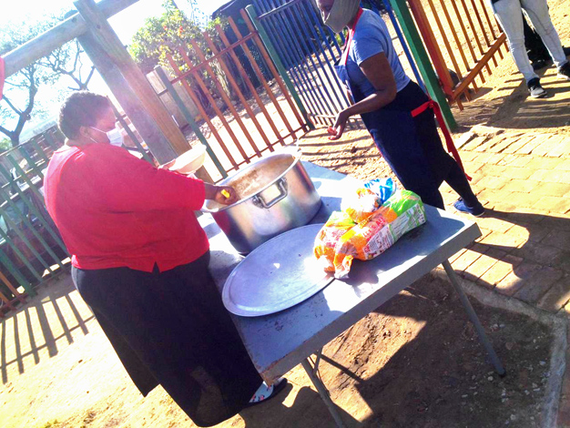 New Life Creche in Bossiesgif needs your assistance