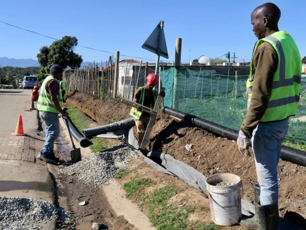 Kwanokuthula township maintenance