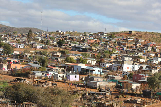 Socio-economic pressure increases demand on natural resources